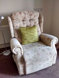 Electric Recliner/Riser Chair