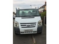 Ford transit pickup
