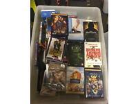 Dvds bundle (300-400) £70