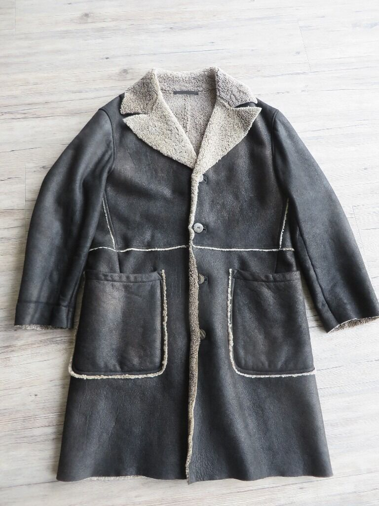 Quality Vintage Genuine Sheepskin Coat by Bailey | in Telscombe ...