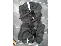 Pannier bike bags (Pair) approx 30L combined