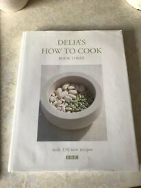 3 x Cook Books