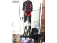 Northern Diver wet suit started kit