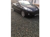 2010 PEUGEOT 207CC FACE LIFT MODEL! 1.6 VTi 120 ALLURE