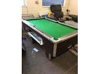 Used pool table, needs refurb **NEED QUICK SALE**