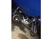 Grab a rare bike gilera rc top rally 125 2t