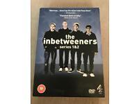 Inbetweeners Series 1&2 DVD
