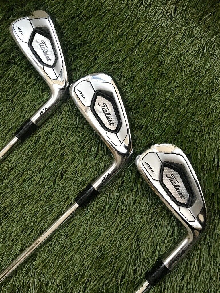 Titleist AP3 Irons 3-PW Project x 6 0 shafts | in Liverpool, Merseyside |  Gumtree