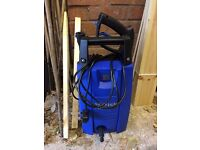 Nilfisk C105 6-5 Pressure Washer with 1400 W Motor