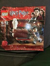 Harry Potter luggage Lego Bag