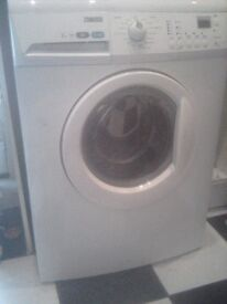 Zanussi washing machine can deliver