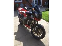 Aprilia tuono 2006, swap, part ex bike, Range Rover, swop trade px