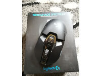 Logitech G900 Chaos spectrum gaming mouse, very good condition.