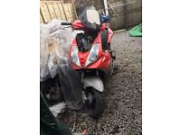 2008 Peugeot Jet Force 125 cc Parts Spares repair Honda Yamaha Suzuki
