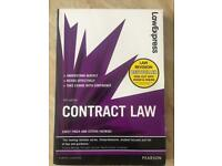 CONTRACT LAW, Law Express by Finch and Fafinski