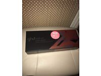 Brand new unwanted gift GHD platinum pink blush