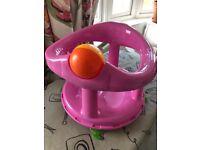 Swivel Safety Baby Bath Seat