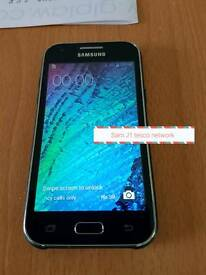 Samsung galaxy J1 tesco network