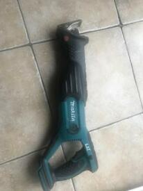 Makita bjr181 reciprocating saw 18v non star