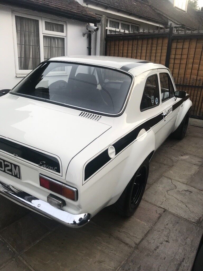 Ford rs 2000 mk1 escort. South Croydon, London £35,000.00