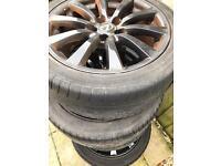 Swap Lexus wheels 2 sets of wheels jdm