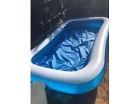 Padding pool