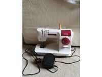 Toyota SP10 Series Electric Sewing Machine with Foot Pedal