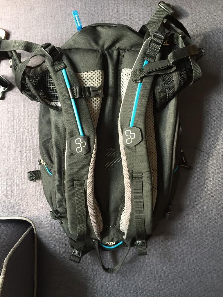 Cube bike Backpack (manufactured by Deuter)