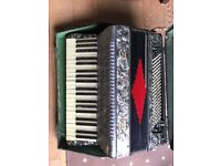 Accordion - a very old one!