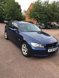 A VERY CLEAN BMW 3 SERIES DIESEL WITH AUTOMATIC GEARBOX