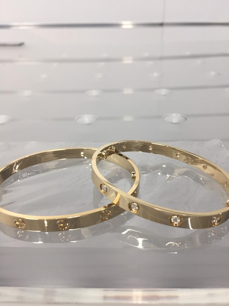 Cartier Love Bracelet Pre Owned