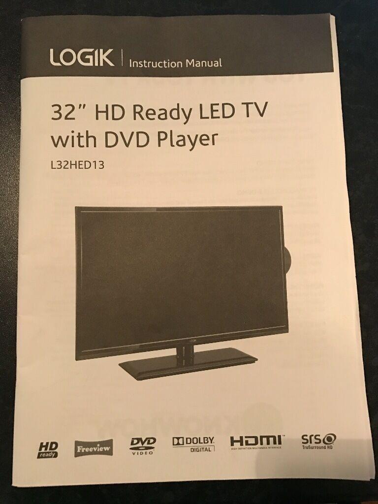 32Inch Logik TV