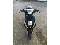 Piaggio zip 70cc reg as 50cc moped scooter vespa honda yamaha gilera runner peugeot