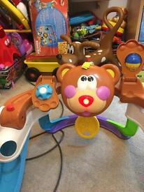 Musical teddy