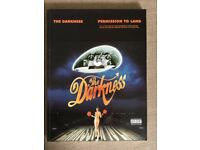 Guitar tab book - The Darkness - Permission To Land