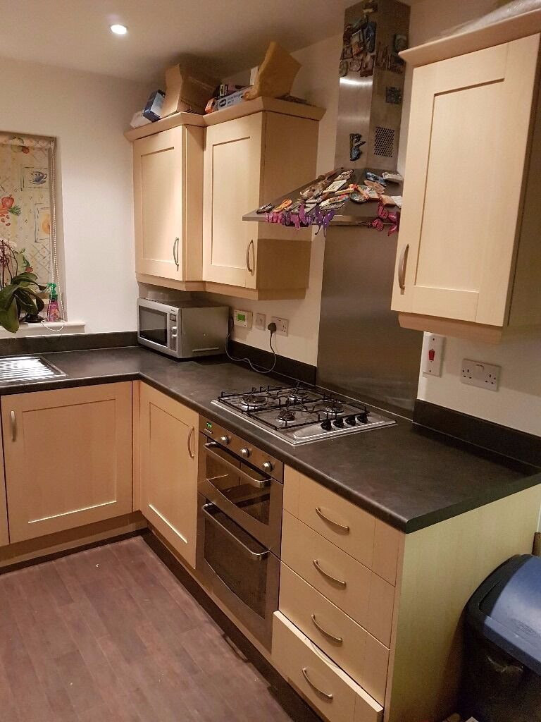 Kitchen Cabinets Gas Hob Double Under Counter Oven In Bracknell Berkshire Gumtree