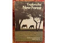 Explore the New Forest Vintage Guide