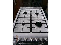 Hotpoint HUG52P Gas Cooker. Immaculate