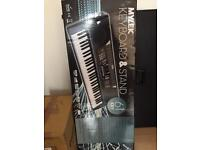 Myles Keyboard and stand