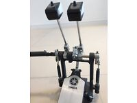 Yamaha double bass pedals direct drive