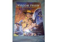 Wagon train book.