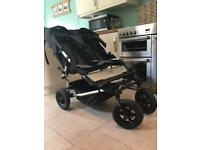 Double buggy/ pram/ pushchair/ stroller - Mountain buggy