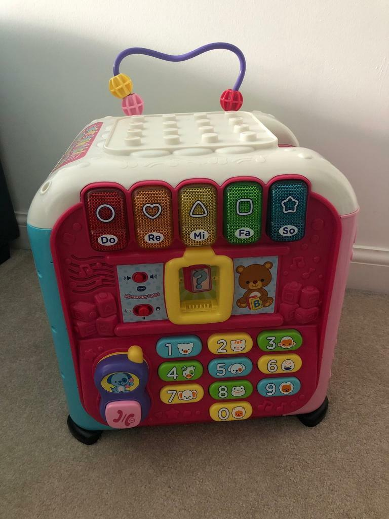 VTech Discovery Cube (pink) | in Stanford-le-Hope, Essex | Gumtree