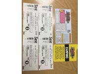 2 x Carfest South Full Weekend Adult Camping Tickets with Thursday bolt on