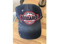 DSQUARED CAP (DRK BLUE)