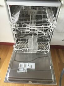 Dishwasher for sale. Currys own brand. Only used twice