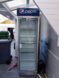 Pepsi Display Fridge/cooler for Shop or Home