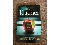 The Teacher Fiction Book By Katherine Diamond