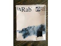 Rab Merino baselayer long sleeve NEW