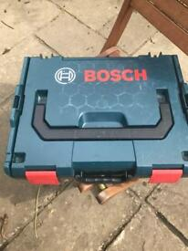 Bosch Stackable Tool Boxes